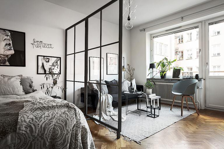 Съединяване на спалнята с хола