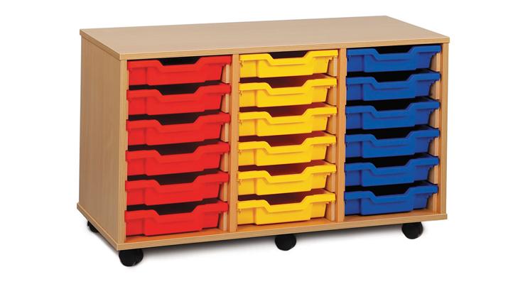 Място за съхранение на материали Ликс Мебел Бургас