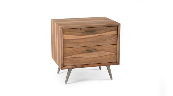 Модерен нощен шкаф ликс мебел бургас