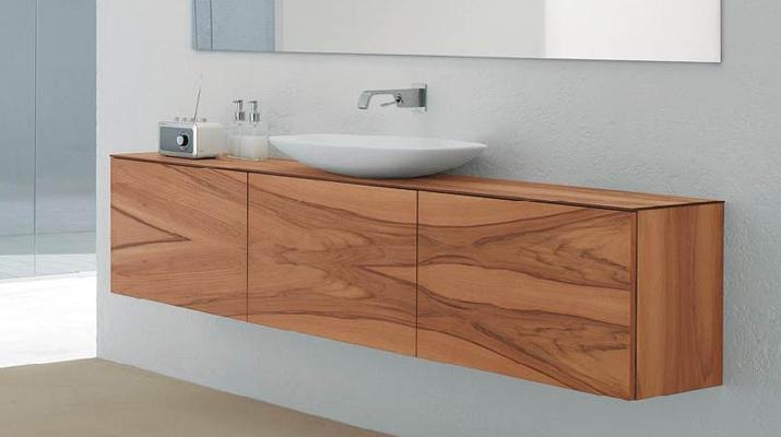 Шкаф за баня с мивка Ликс Мебел Бургас