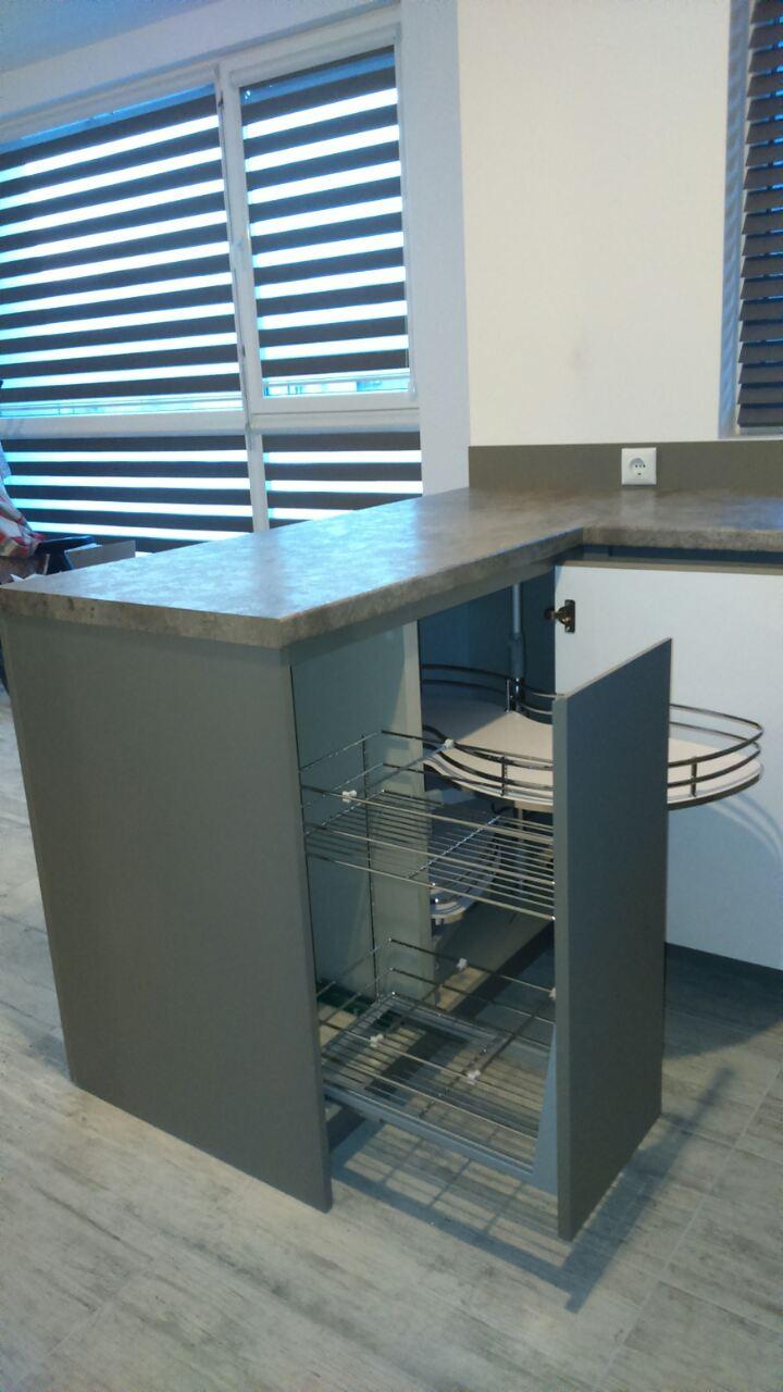 Кухня в модерен стил Л-7