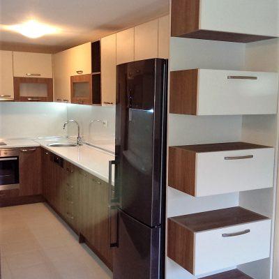 Кухня в модерен стил Л-14