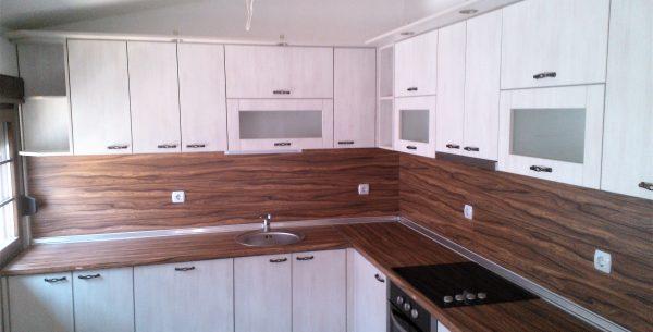 Кухня в модерен стил Л-20