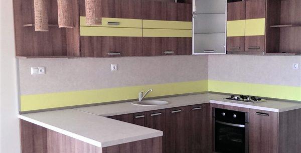 Кухня в модерен стил Л-6