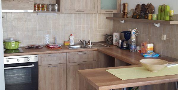 Кухня в модерен стил Л-19
